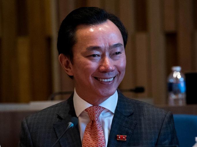 Đại sứ Phạm Sanh Châu thi làm Tổng Giám đốc UNESCO - Ảnh: Vụ Văn hóa đối ngoại và UNESCO, Bộ Ngoại giao