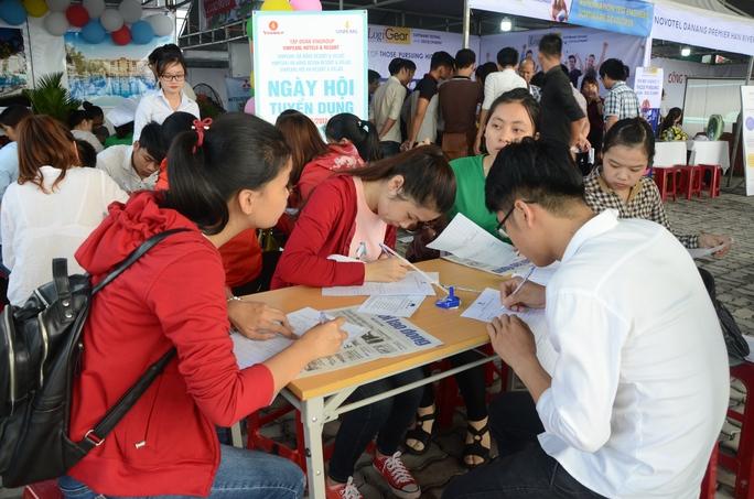 Hơn 3.000 việc làm dành cho sinh viên miền Trung - Ảnh 6.