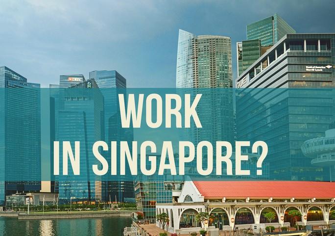 Cảnh giác thông tin tuyển lao động sang Singapore làm việc - Ảnh 1.