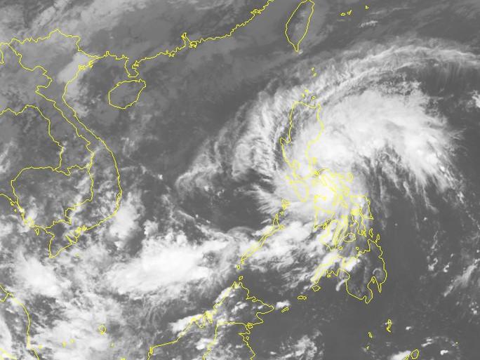 Áp thấp nhiệt đới khả năng mạnh lên thành bão giật cấp 12 - Ảnh 2.