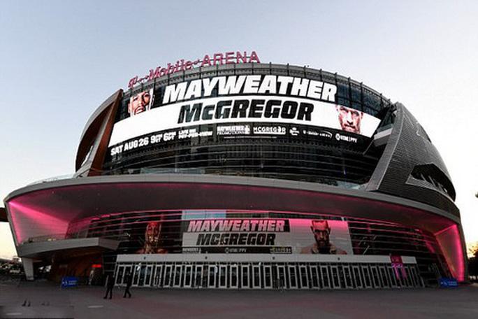 Mayweather và McGregor: Trận so găng thế kỷ tỉ đô - Ảnh 4.