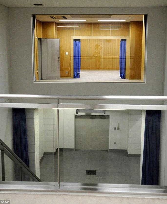 Ám ảnh trong khu xử tử tù Nhật Bản - Ảnh 5.