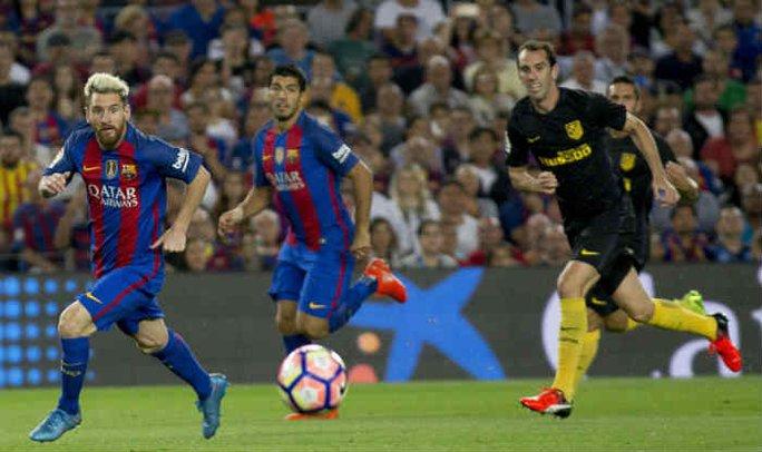 Messi và Barcelona được dự đoán sẽ gặp khó trong chuyến làm khách Atletico ở vòng 24 La Liga