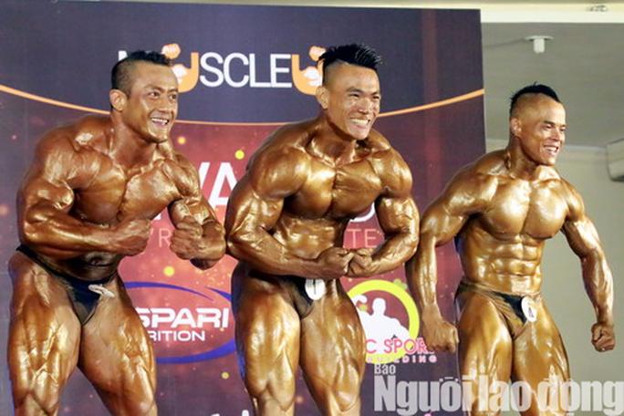 VMS Big Man: Giải thưởng siêu khủng, lực sĩ siêu nặng - Ảnh 12.