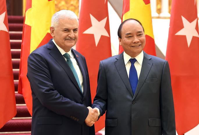 Việt Nam - Thổ Nhĩ Kỳ thúc đẩy thương mại, đầu tư - Ảnh 1.