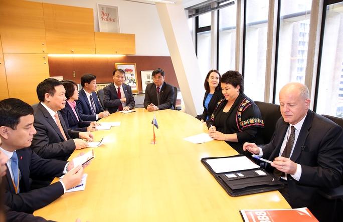 Thúc đẩy kim ngạch thương mại Việt Nam - New Zealand - Ảnh 1.