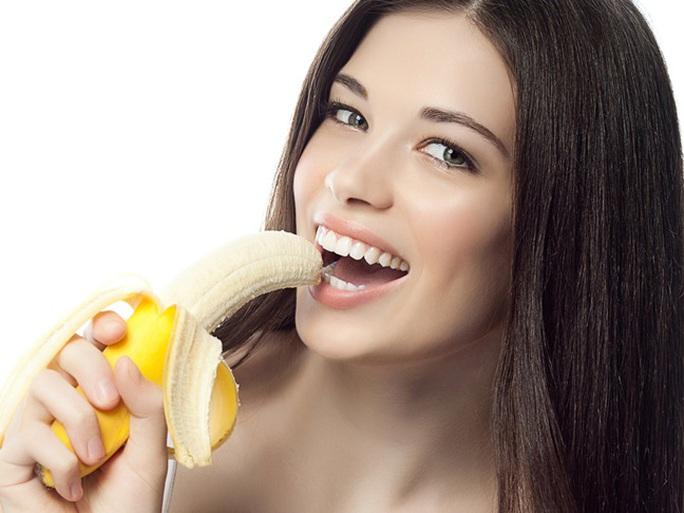 Ăn 1 quả chuối/ngày và kết quả bất ngờ - Ảnh 1.