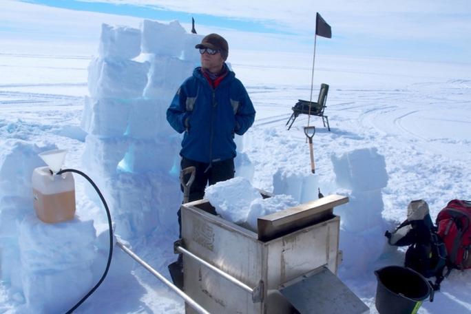 Nếu băng trên trái đất tan hết… - Ảnh 1.