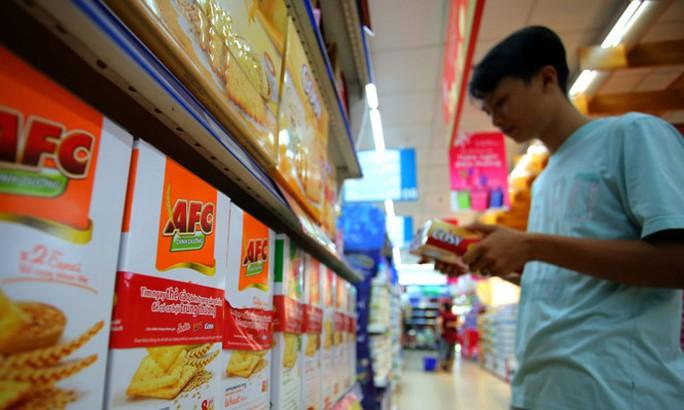 Nhiều nhãn hàng bánh kẹo tên Việt thuộc sở hữu công ty ngoại. ẢNH: NGỌC DƯƠNG