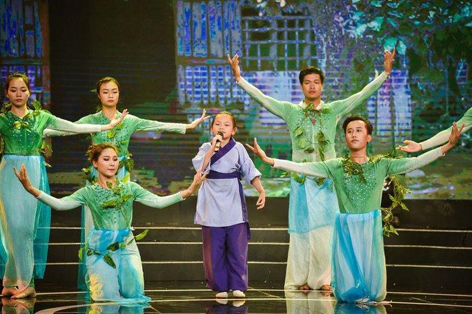 Tiết mục Tình cha khiến Ốc Thanh Vân nghẹn ngào - Ảnh 5.