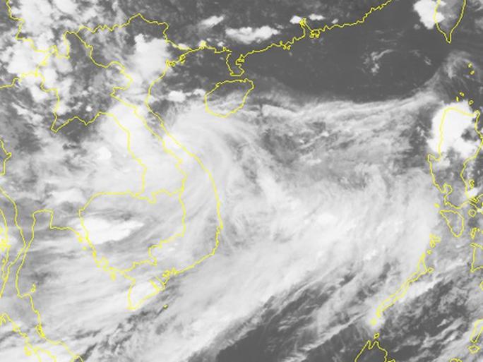 Bão số 4 suy yếu thành áp thấp nhiệt đới chỉ trong 1 giờ - Ảnh 2.