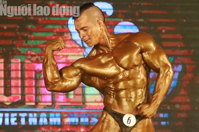 VMS Big Man: Giải thưởng siêu khủng, lực sĩ siêu nặng - Ảnh 7.
