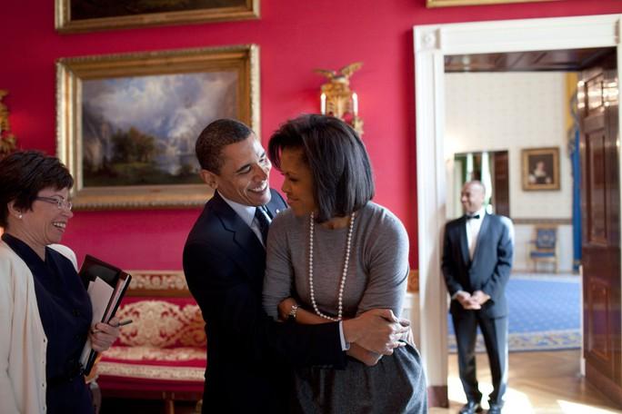 Ảnh: Pete Souza—The White House