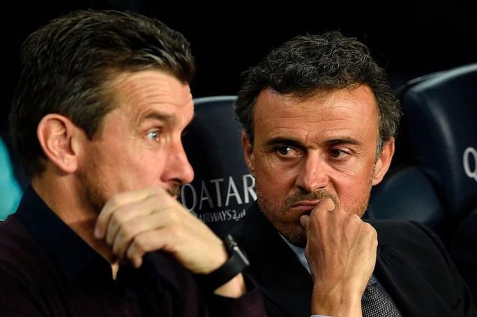 HLV Enrique của Barcelona đặt mục tiêu ghi 5 bàn vào lưới Juventus