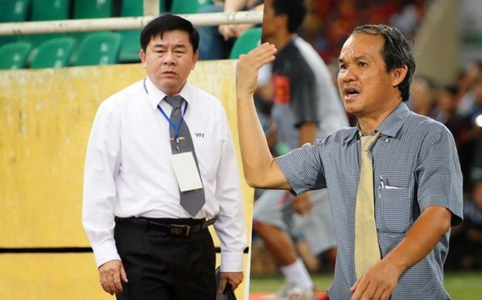Bầu Đức tin rằng muốn bóng đá Việt Nam phát triển thì chỉ còn cách sa thải trưởng Ban trọng tài Nguyễn Văn Mùi