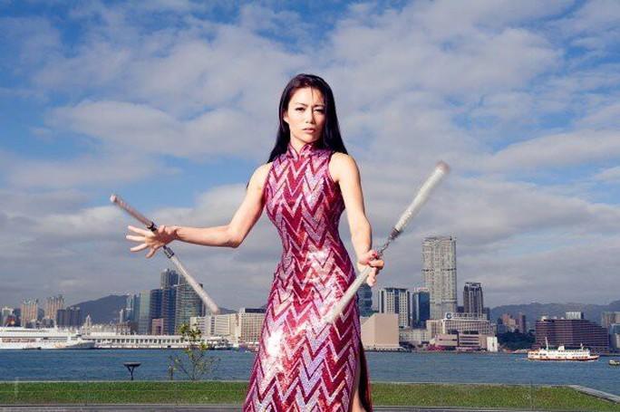 Đả nữ Hoa ngữ du hí TP HCM - Ảnh 8.