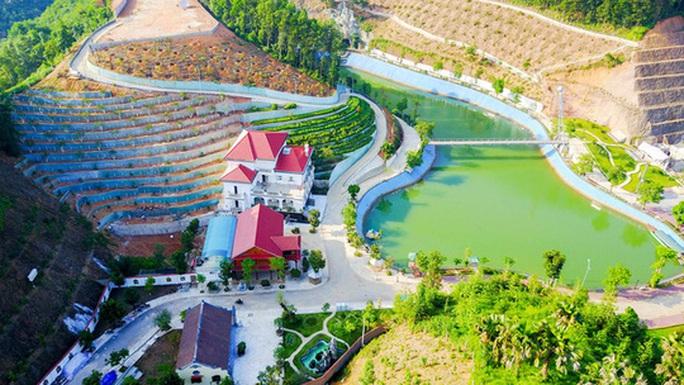 Yêu cầu Giám đốc Sở TN-MT Yên Bái giải trình khoản vay 20 tỉ xây biệt thự - Ảnh 1.