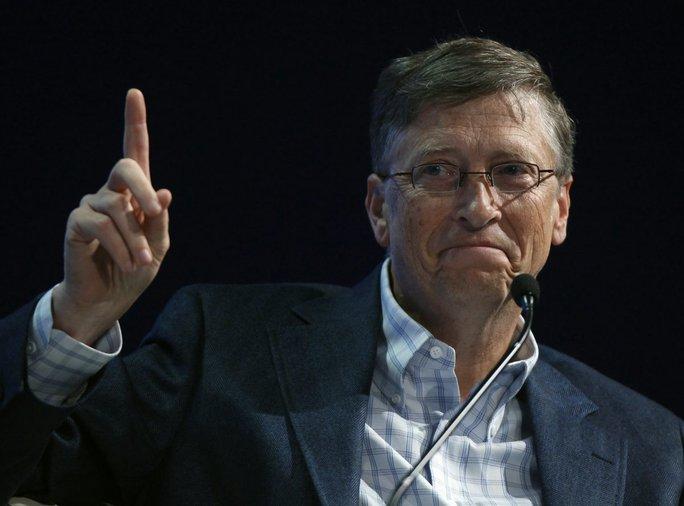 Bill Gates tiên đoán như thần - Ảnh 1.