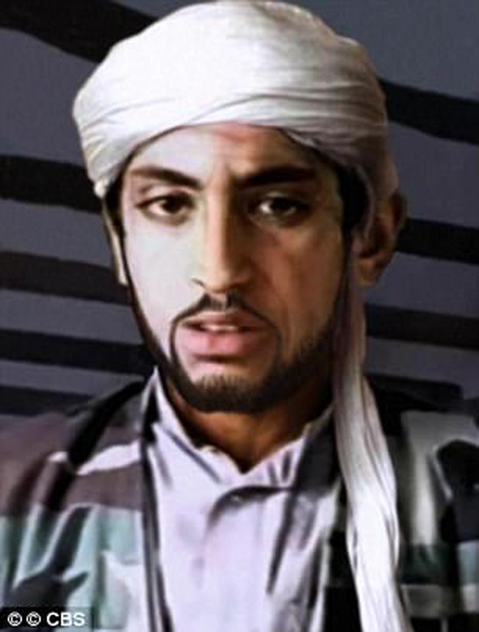 Con trai Bin Laden trỗi dậy - Ảnh 1.