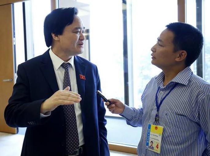 Bộ trưởng Phùng Xuân Nhạ nói quá chính xác - Ảnh 1.