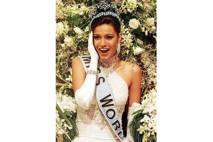 Ấn Độ so kè với Venezuela kỷ lục nhiều Hoa hậu Thế giới  - Ảnh 3.