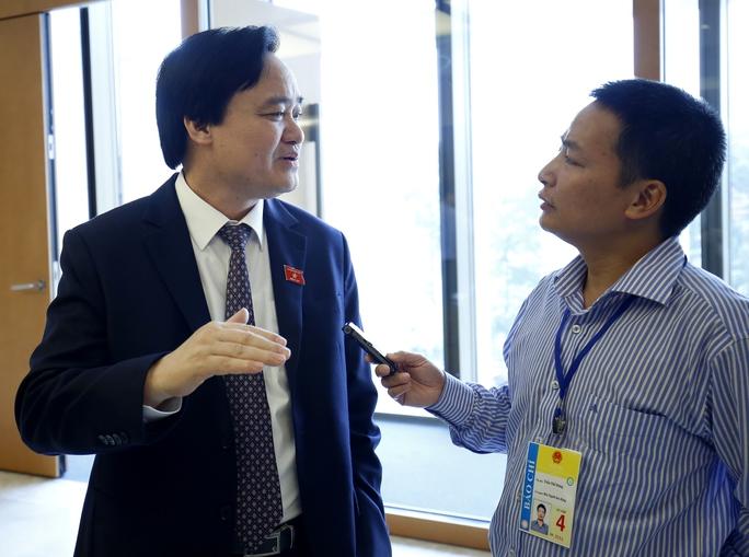 Bộ trưởng GD-ĐT: Lương hưu giáo viên 1,3 triệu sao sống nổi? - Ảnh 1.
