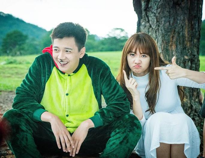Kiến Huy và Hari Won lột tả được sự dễ thương của cặp đôi trong phim