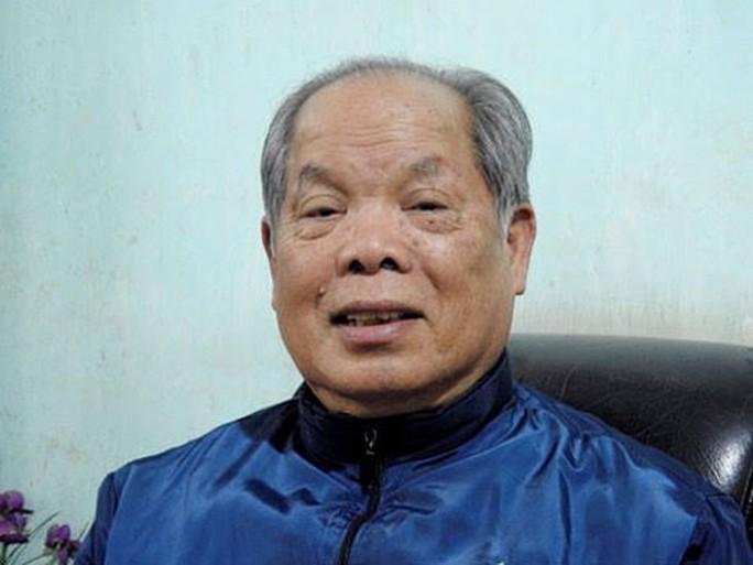 PGS Bùi Hiền tiếp tục công bố cải tiến chữ viết tiếng Việt - Ảnh 1.
