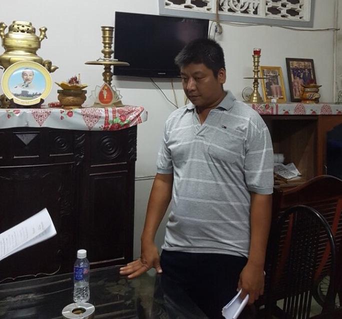 Nguyên Phó Chánh Thanh tra giao thông Cần Thơ bị bắt - Ảnh 1.