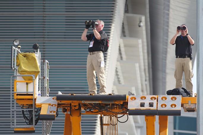 Công việc thầm lặng của đội chống bắn tỉa, mật vụ Mỹ - Ảnh 3.