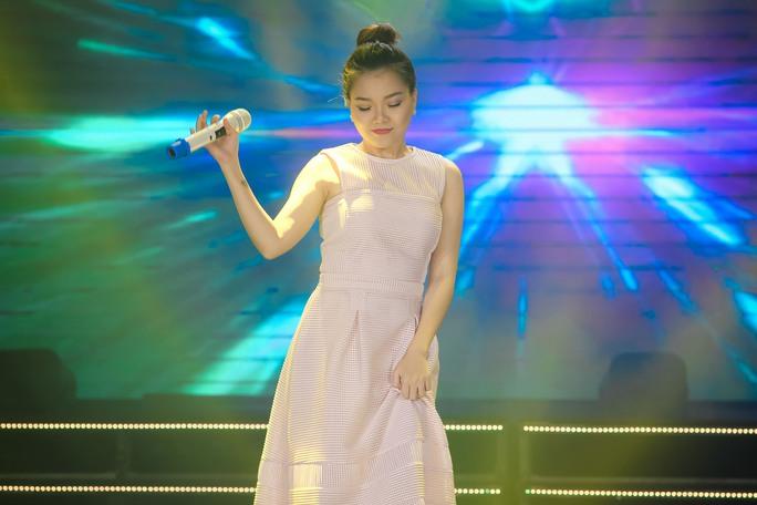 Thanh Ngọc truyền cảm xúc đêm 8 Mai Vàng kết nối - Ảnh 4.