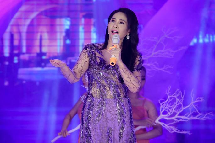 Đàm Vĩnh Hưng, Minh Hằng, Ngô Kiến Huy đốt cháy live show 9 Mai Vàng kết nối - Ảnh 22.