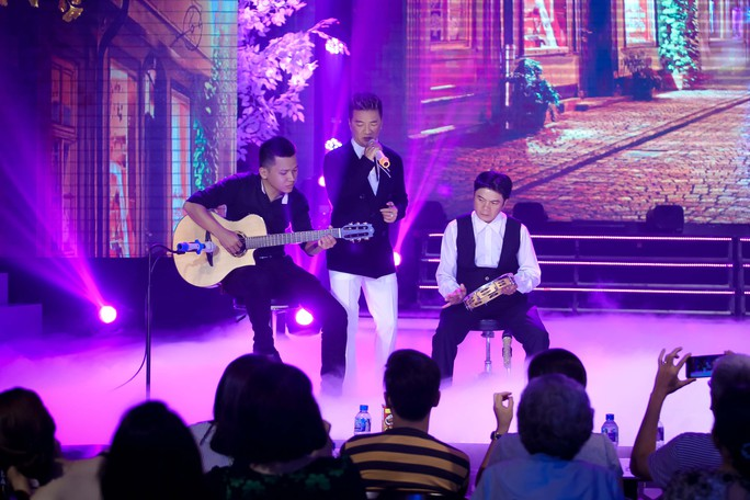 Đàm Vĩnh Hưng, Minh Hằng, Ngô Kiến Huy đốt cháy live show 9 Mai Vàng kết nối - Ảnh 5.