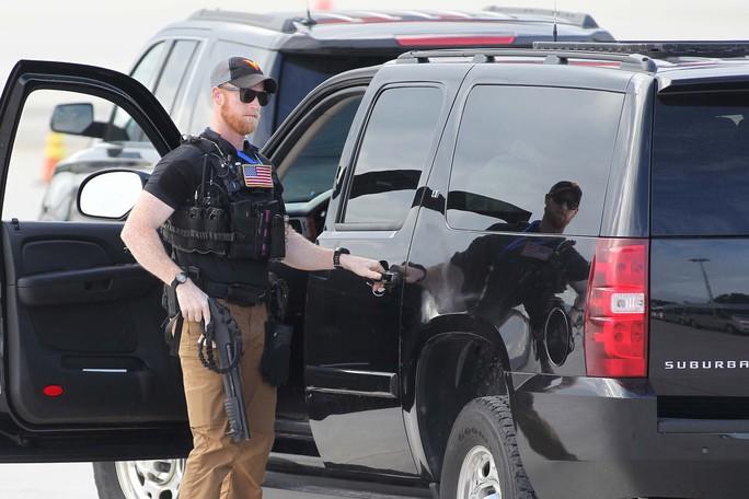 Công việc thầm lặng của đội chống bắn tỉa, mật vụ Mỹ - Ảnh 8.