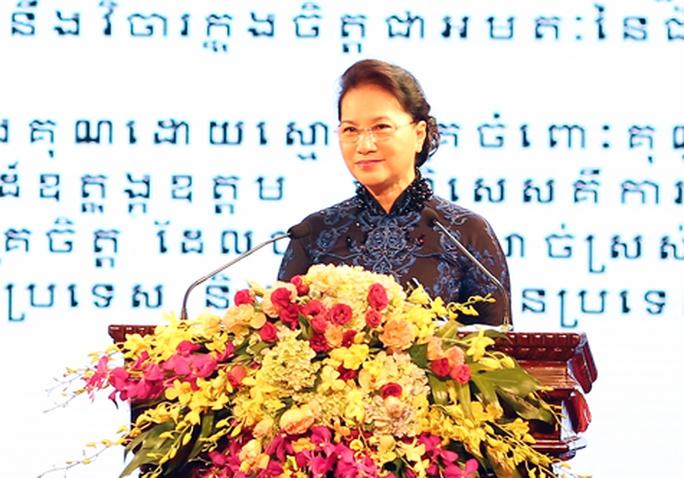 Quan hệ  Việt Nam-Campuchia được vun đắp bằng công sức và xương máu nhiều thế hệ - Ảnh 2.