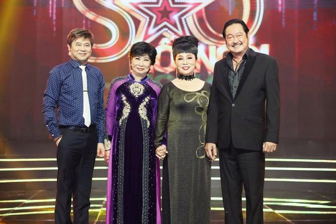 Sau lùm xùm với bầu sô, Lưu Chí Vỹ bất ngờ xuất hiện hỗ trợ Châu Ngọc Tiên tại Sao nối ngôi - Ảnh 7.