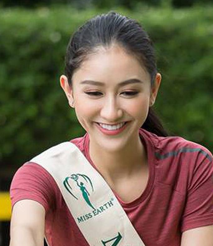 Hà Thu đã có 5 giải phụ tại Hoa hậu Trái Đất 2017 - Ảnh 1.