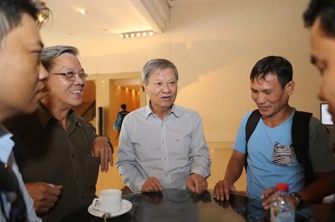 Ông Lê Thụy Hải: Nhiều người không có chuyên môn vẫn ở VFF - Ảnh 3.