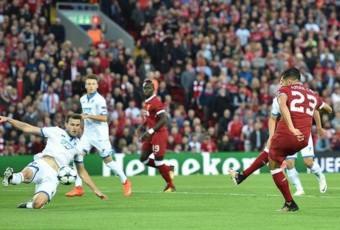 Mưa bàn thắng ở Anfield, Liverpool trở lại Champions League - Ảnh 3.