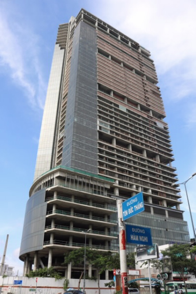 VAMC thu giữ tài sản bảo đảm của Công ty Sài Gòn One Tower  - Ảnh 1.
