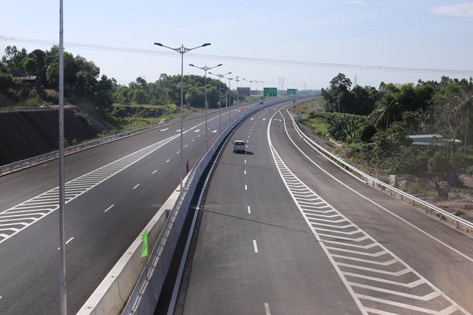 Thông xe đường cao tốc từ Đà Nẵng đến Quảng Nam - Ảnh 1.