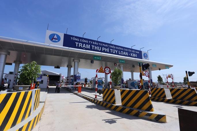 Thông xe đường cao tốc từ Đà Nẵng đến Quảng Nam - Ảnh 2.