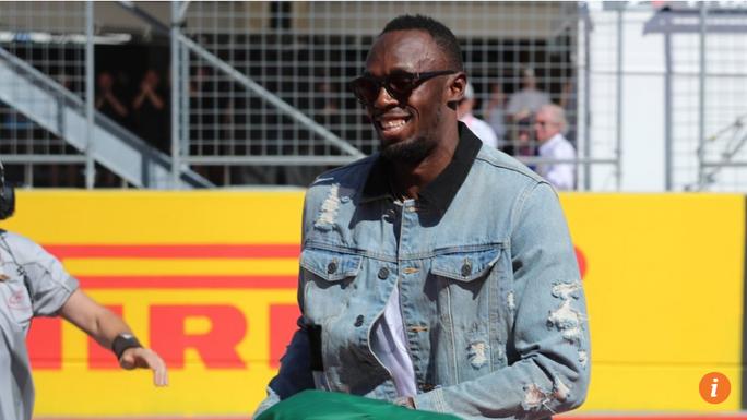 Usain Bolt sẽ trở thành cầu thủ vào năm sau - Ảnh 1.