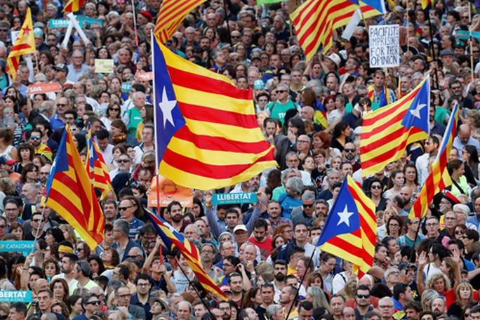 Virus Catalonia lây lan? - Ảnh 1.