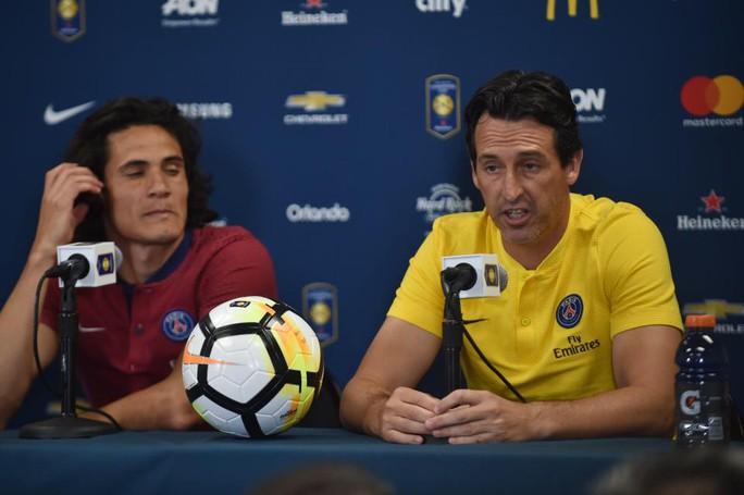 PSG họp báo, cả Barca và Neymar nhấp nhỏm - Ảnh 1.