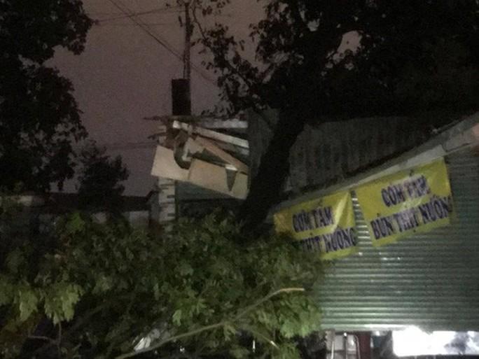 Bão số 14 gây mưa to gió lớn ở TP HCM - Ảnh 13.