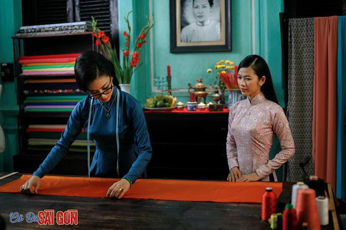 Ngô Thanh Vân kể khổ làm phim Cô Ba Sài Gòn - Ảnh 1.