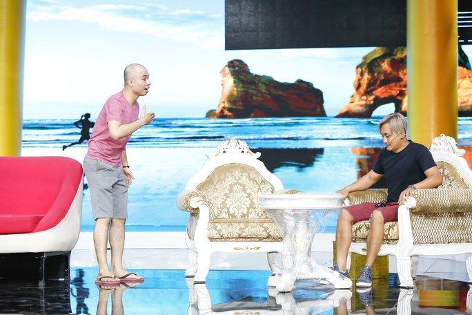 Việt Hương làm bà mai, se duyên cho thí sinh Làng Hài Mở Hội - Ảnh 2.