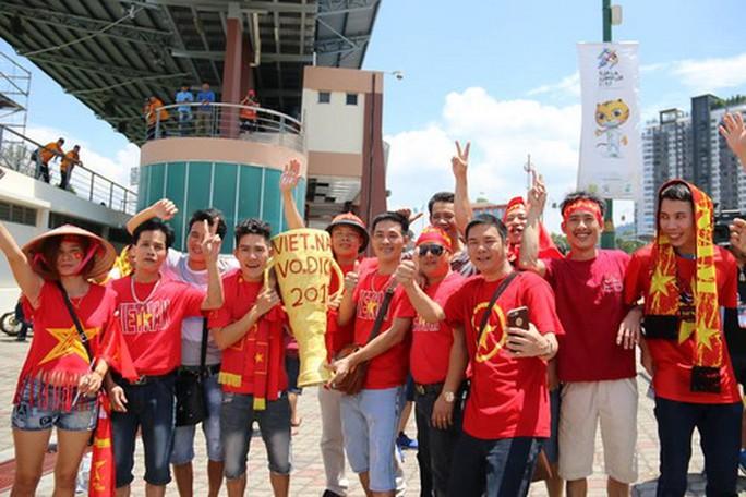 U22 Việt Nam - Thái Lan 0-3: Dừng chân SEA Games, HLV Hữu Thắng từ chức - Ảnh 10.