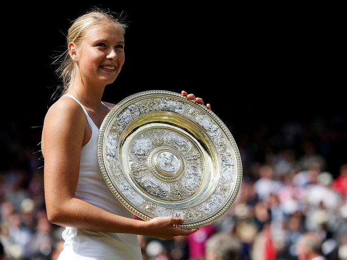 Sharapova không dừng bước: Thành công tìm tới - Ảnh 1.